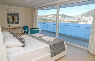 Photo for Wonderful 6 bedroom villa with some of the best views in Kalkan.