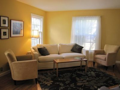 Photo for Charming, Comfortable, Centrally located home 4 +2 1/2 (Sleeps 7)