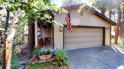 Photo for Classic Tahoe Home , Gated Community, Private Beach, Hot Tub