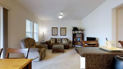 Photo for Two Bed, Two Bath Quiet Ground Floor Condo
