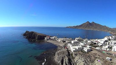Photo for Paraiso Escondido, 1 line at the Isleta del Moro. Natural Park Cabo de Gata.