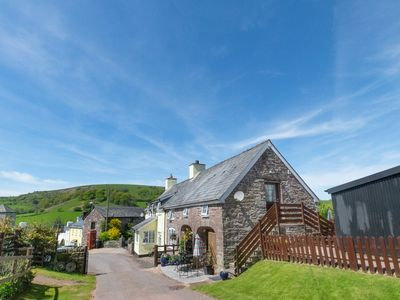 Photo for Llanfihangel-Nant-Bran is the heart of a rural community spread along the seven miles of the Bran va