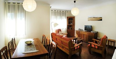 Photo for Cozy townhouse Cal Pallargues for 8 people