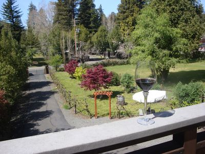 Photo for 2 blocks to River-Beach-Town-Dining+Lg Deck+SPA + Kids Park/Tennis-Coast 12 mile