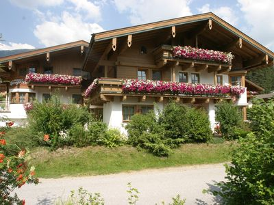 Photo for 2BR Apartment Vacation Rental in Krimml, Salzburger Land