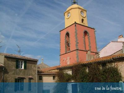 Photo for Quiet 45 m² apartment in a beautiful building of the old village of Saint-Tropez