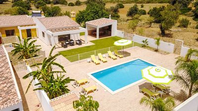 Photo for UP TO 41% OFF! Single storey villa, private gated pool, AC, free WiFi