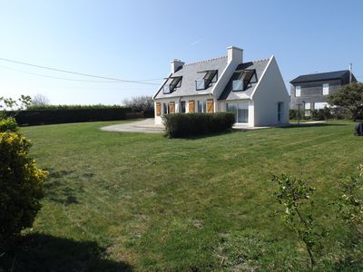 Photo for House Plouneour-Brignogan-Beaches, Brittany, Finistere, 150 m from the beach