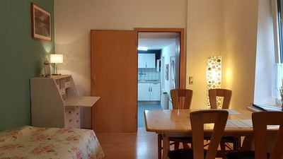 Photo for Guest apartment on the Mommbach