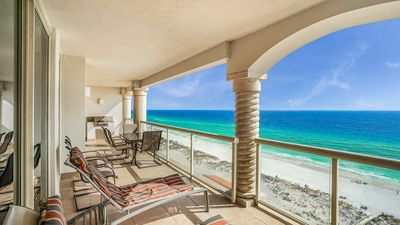 Photo for Sensational Sky Home with Stunning Beach Views Enjoy Heated Pools & Beach Chairs