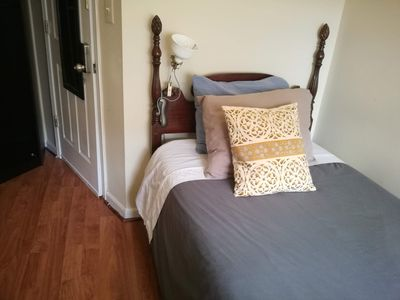 Photo for Central Washington DC Room. Shared Bathroom. Private Bedroom. Small. A21