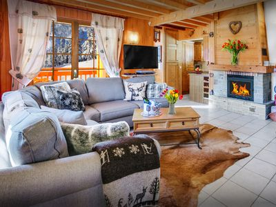 Photo for 3* ski chalet plus apartment has plenty of room for everyone - OVO Network