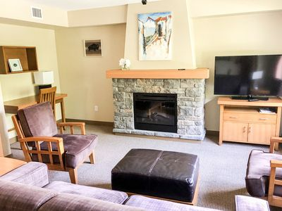 Photo for Spacious 3BR 2BA Suite - Unexpected Value in the Canadian Rockies