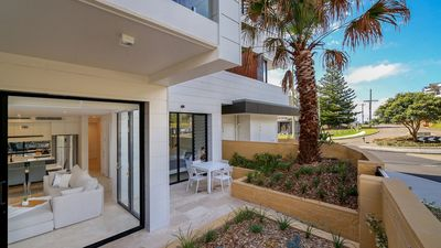 Photo for ROCKPOOL #1, TERRIGAL - BRAND NEW LUXURY APARTMENT, PET FRIENDLY, 200m TO BEACH