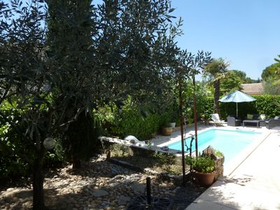 Photo for Splendid Villa - Private Heated Pool-3 double bedrooms & 2 bathrooms