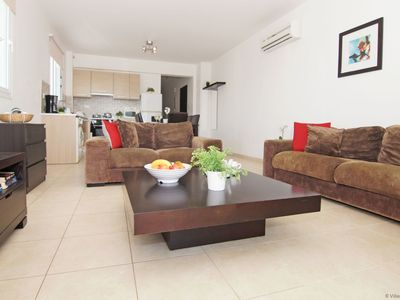 Photo for NEMESIS  - 2Bed Apartment within walking distance to KALAMIES Golden Sandy Beach