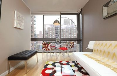 Photo for Luxury Lovely One bedroom UWS- (5132)