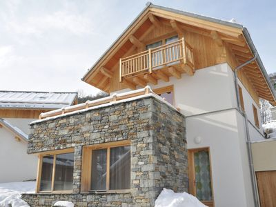 Photo for Luxury 14-person chalet with fireplace, sauna and hot tub in Valloire