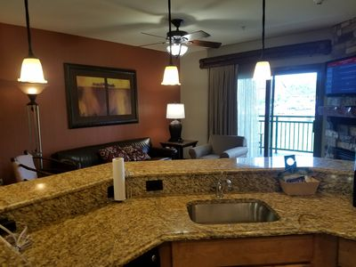 Photo for 2 bedroom 2 bath Presidential Reserve Suite, golf course view. OCT.19-26 ONLY