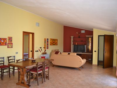 Photo for Cozy apartment in Carbonia 6 beds we accept pets