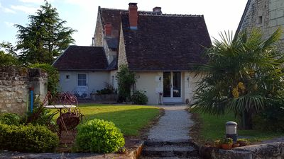 Photo for 4BR House Vacation Rental in Crouzilles, Centre-Val De Loire