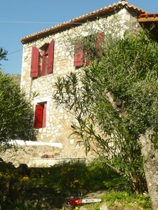 Photo for Old stone house in a greek mountain village
