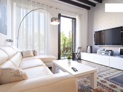 Photo for 1BR Apartment Vacation Rental in Palma de Mallorca, Baleares