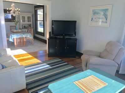 Photo for July/August Open! Walk to Downtown.  Close to Beach!