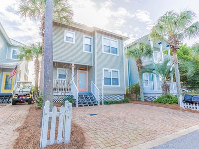 Photo for Santucket~ Ocean Views, Community Pool, South of 30A!
