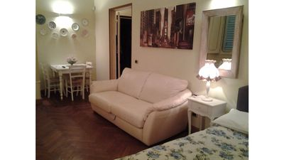 """Photo for Historical Center of Florence """"Viola Apartment"""""""