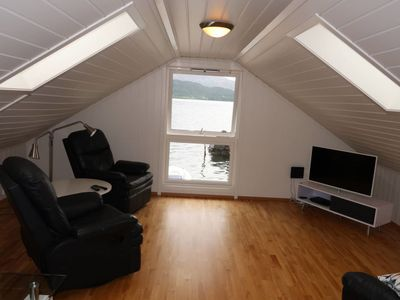 Photo for Vacation home Fjordbu (FJS555) in Vevring - 8 persons, 4 bedrooms