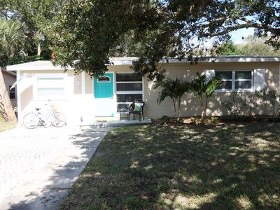 Photo for Great 2 bedroom 2 bath home. Walking distance from the beach.  808 11th