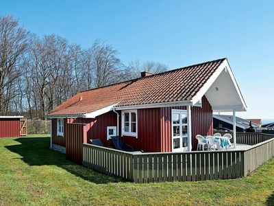 Photo for Peaceful holiday home in Sjølund near the sea