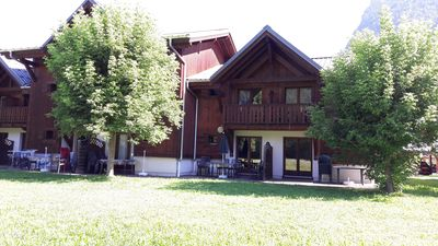 Photo for Lovely Chalet close to the heart of Samoens