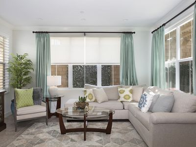 Photo for Relax in a Light-Filled Home
