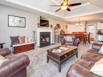 Mount Juliet Home on 1 Acre | Private Outdoor Space | 30 Minutes to Nashville