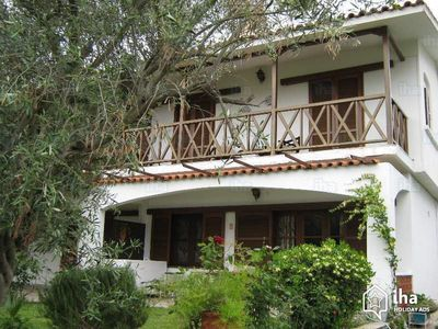 Our 2-bedroom house close to the beach in Chalkidiki, Greece