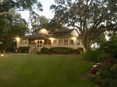 Photo for New Listing! Waterfront Bed and Breakfast - walk to Murrells Inlet Restaurants!