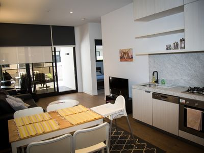 Photo for Modern North Melbourne apartment