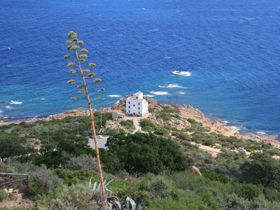Photo for TWO-FAMILY HOUSE 5 KM FROM THE SEA
