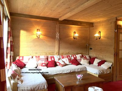 Photo for Duplex 6 people Skis Plagne Center (Wi-Fi and linen included) 76M2