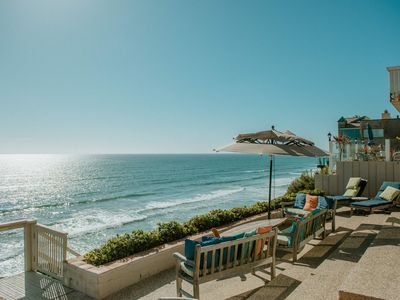 Photo for OCEANFRONT PARADISE - Private Beach Access!