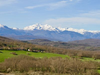 Photo for PROHE MIREPOIX EXCEPTIONAL VIEW OF PYRENEES