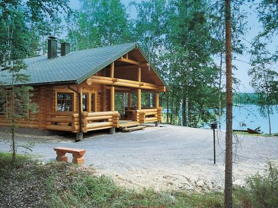 Photo for Vacation home Salivaara (FIJ022) in Hirvensalmi - 6 persons, 3 bedrooms
