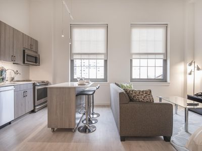 Photo for Beautiful Studio | Washer & Dryer | Theater District by GLS