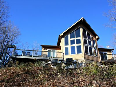 Photo for Five bedroom cottage with breathtaking views!