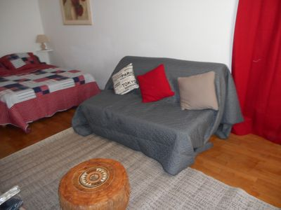 Photo for F1 apartment furnished with all comfort