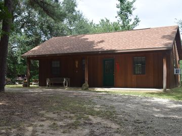 Rustic Cabin On 50 Wooded Acres Of Gated Property In The East Texas Piney  Woods