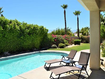 Photo for Lounge in the Private Pool/Spa, Play a Round of Golf, or Shop on El Paseo - The Choice is Yours!