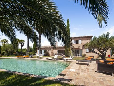 Photo for Stunning 5 bedroom House in Ramatuelle (Q7727)